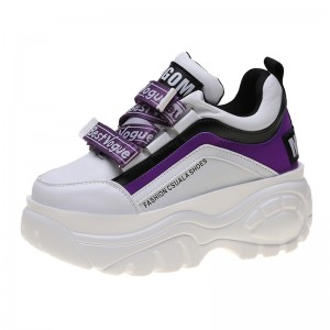 Elevating Platform Shoes Gain Altitude 9Cm / 3.5Inch Hidden Taller Walking Shoes