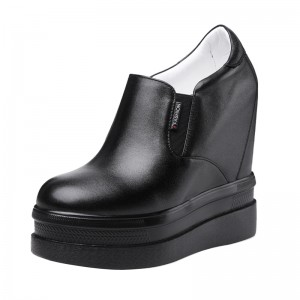 Taller Loafers Grow Tall 14cm / 5.5Inch Slip-On & Pull-On Hidden Height Platform Shoes