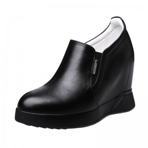 Increase Taller Loafers For Height Increase 10cm / 4Inch Slip-On & Pull-On Elevated Walking Shoes