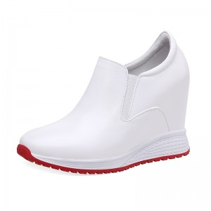 Hidden Taller Oxfords Get Tall 10cm / 4Inch Slip-On & Pull-On Elevator Casual Shoes